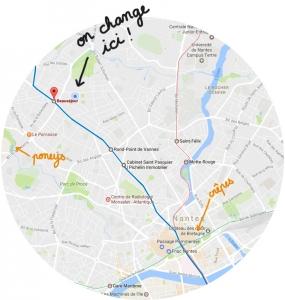 hypnose nantes 44 gaelle lasne adresse google map